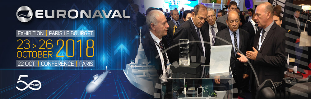 Euronaval 2018: Rendezvous with Subsea Tech