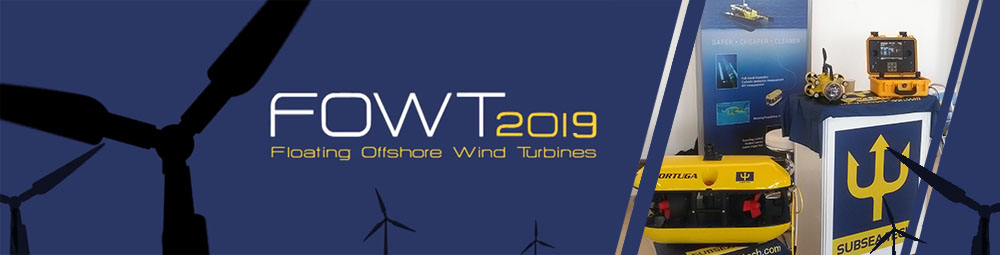 Floating offshore wind turbines: Subsea Tech at FOWT 2019