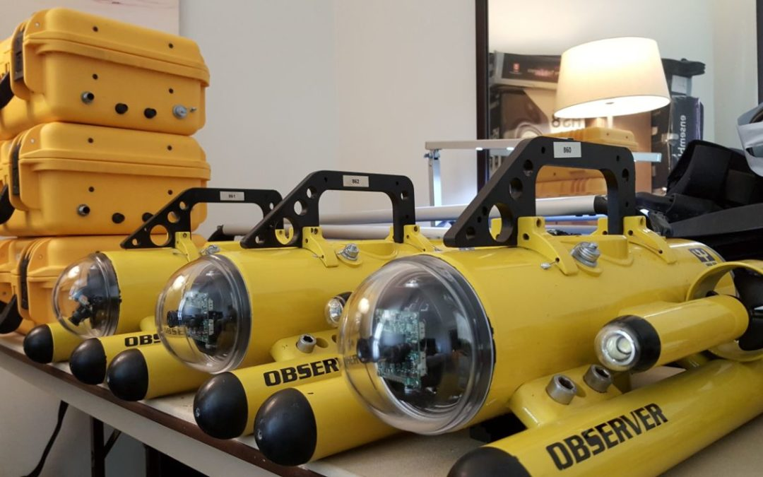 Mini-ROV : the right version for the right mission