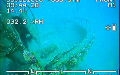 Mediterranean wrecks