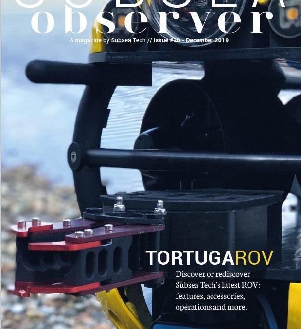 Le Subsea Observer fait peau neuve!