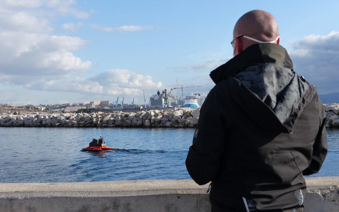 CAT-Surveyor in German waters