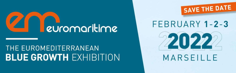 Euromaritime 2022 Logo
